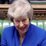 UK PM May seeks Brexit fix in talks with rivals