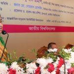 National University has turned around: Dr. Dipu Moni