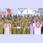 Bhutanese PM joins Pahela Baishakh celebration