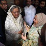 PM consoles Zayan's family