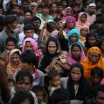 DHAKA's counts on premier's Beijing tour to resolve Rohingya crisis
