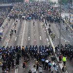 Hong Kong braces for huge rally as public anger boils