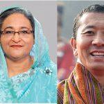 Bhutanese PM greets Sheikh Hasina on Eid