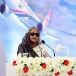 PM asks Biman to raise passenger services further